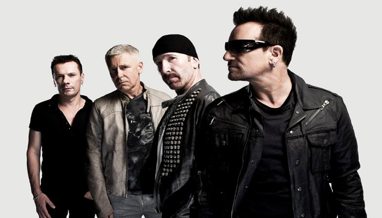 Nuevo disco de U2 disponible en iTunes de forma gratuita
