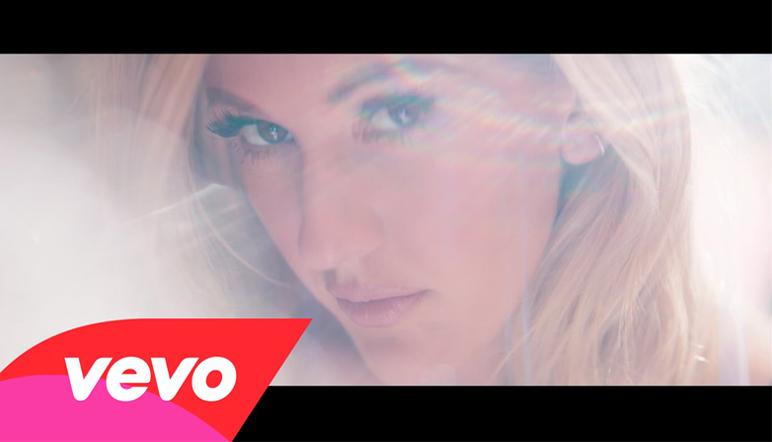 Ellie Goulding estrenan sus vídeoclips para '50 sombras de Grey'