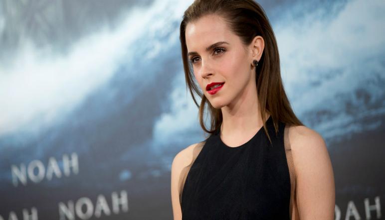 Como nunca habías visto a Emma Watson