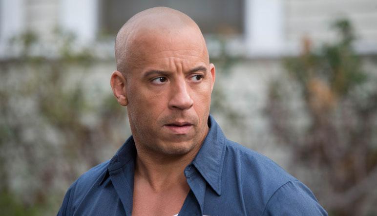 """Vin Diesel responde a quienes pensaron que estaba """"pasadito de peso"""""""