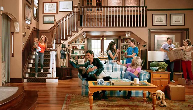 Lanzan primer adelanto de la serie Fuller House