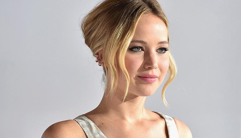 """Jennifer Lawrence dice que se siente como """"la más gorda"""" de Hollywood"""