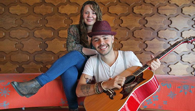 'Entrelineas' será la banda invitada para el concierto de Jesse & Joy