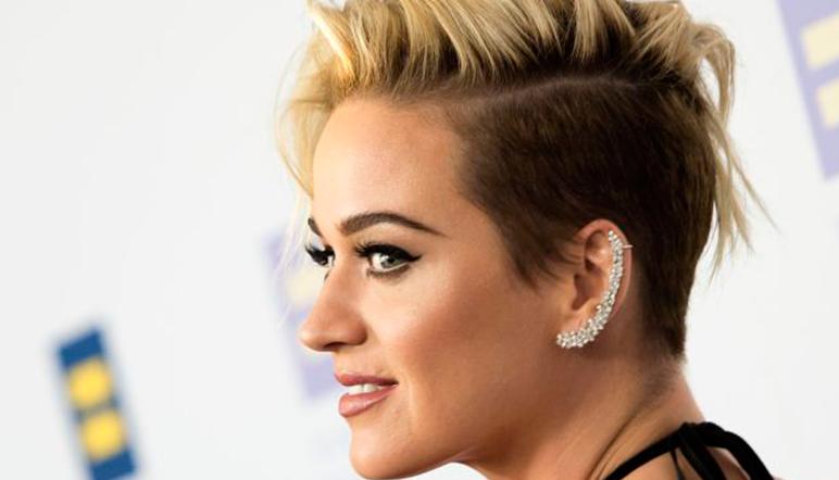 La extraña promoción musical de Katy Perry