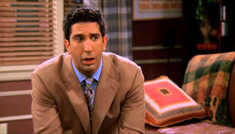 'ROSS GELLER' REGRESA A LA TV