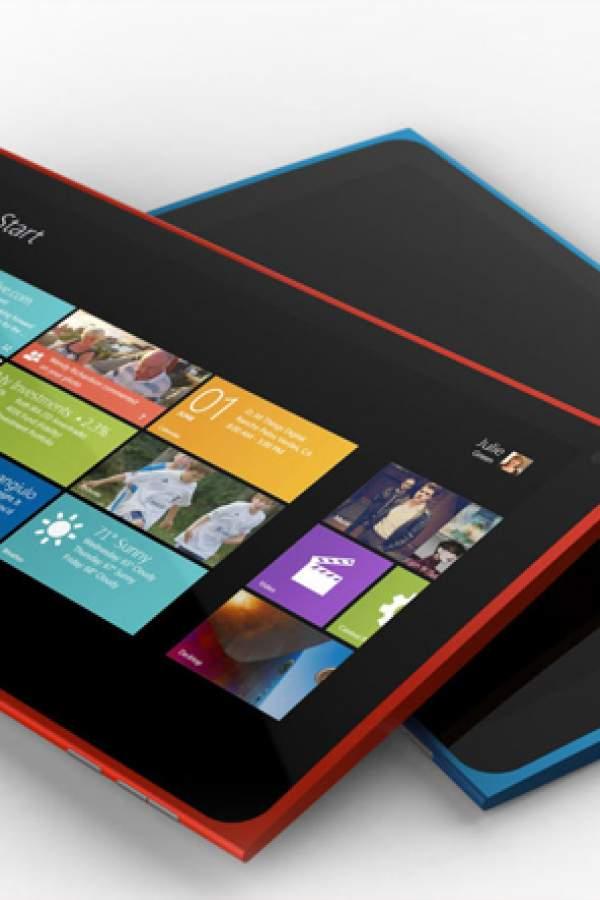 Nokia presentó una nueva tableta