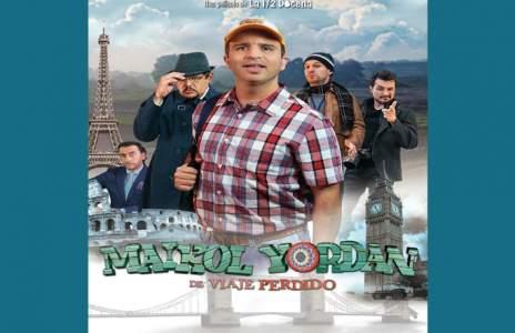 Maikol Yordan de viaje perdido llega a la gran pantalla en diciembre