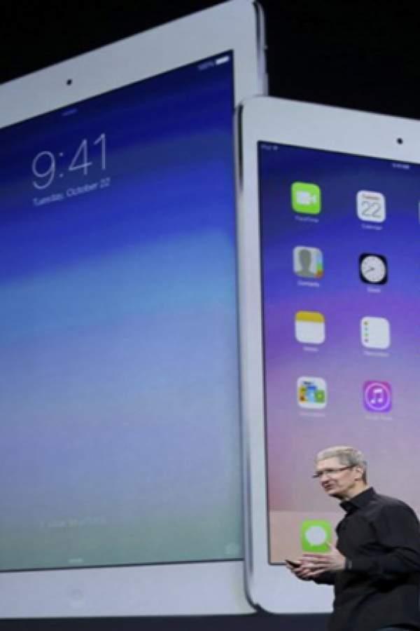 Apple presenta el nuevo iPad Air 2