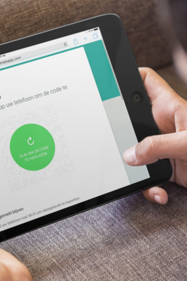 Whatsapp Web llega a iPhone
