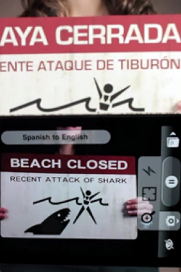 Google presentó su traductor en tiempo real para smartphones
