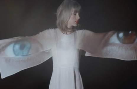 Adelantan nuevo video de Taylor Swift