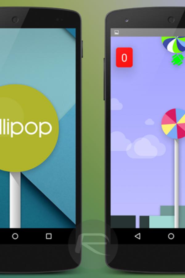 """Android Lollipop tiene una sorpresa para vos en """"Ajustes"""""""