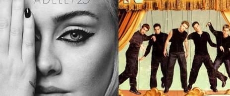Adele destronó a N Sync