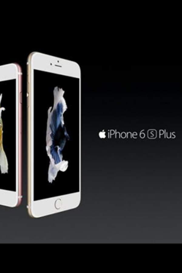 Los nuevos iPhone 6S y Plus entra en la tercera dimensión