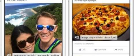 Facebook lanza nueva app para no videntes