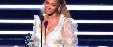 Beyoncé roba protagonismo a los MTV VMA's