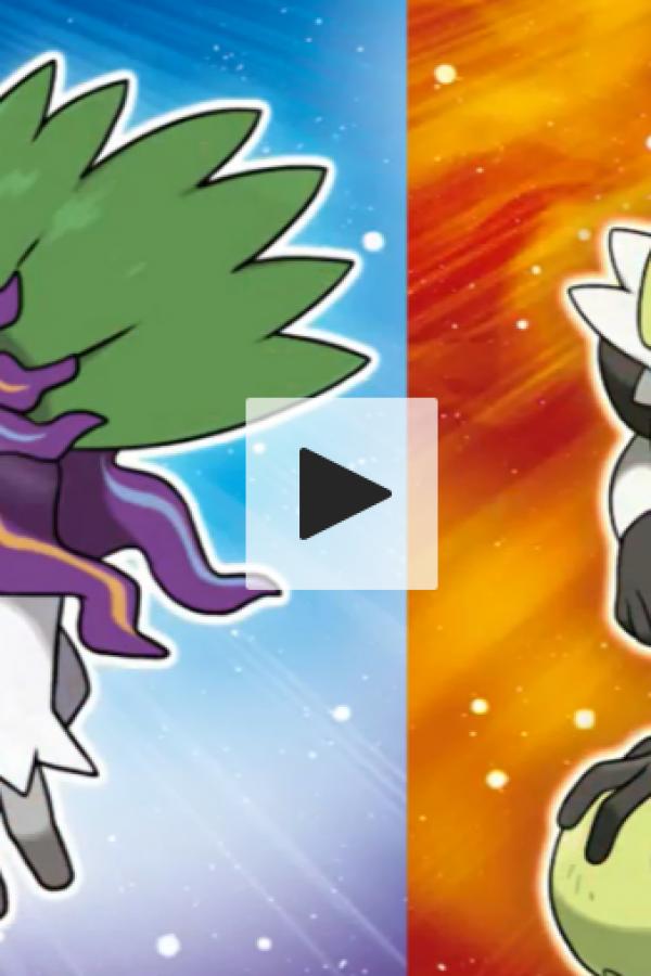 Nuevos detalles del tráiler Pokémon Sol y Luna