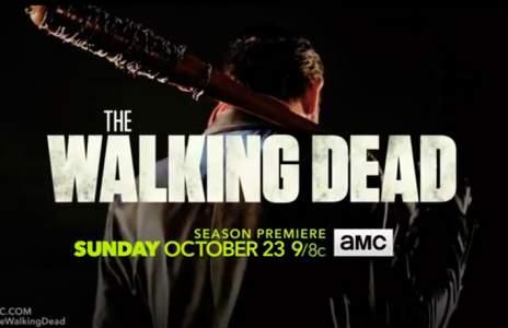Llegó el nuevo tráiler de The Walking Dead