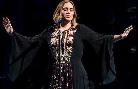 Adele cantará en la gala de los Grammy