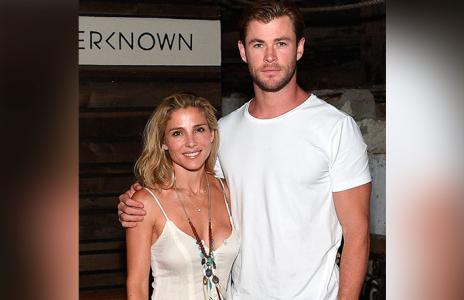 Chris Hemsworth y Elsa Pataky desmienten separación