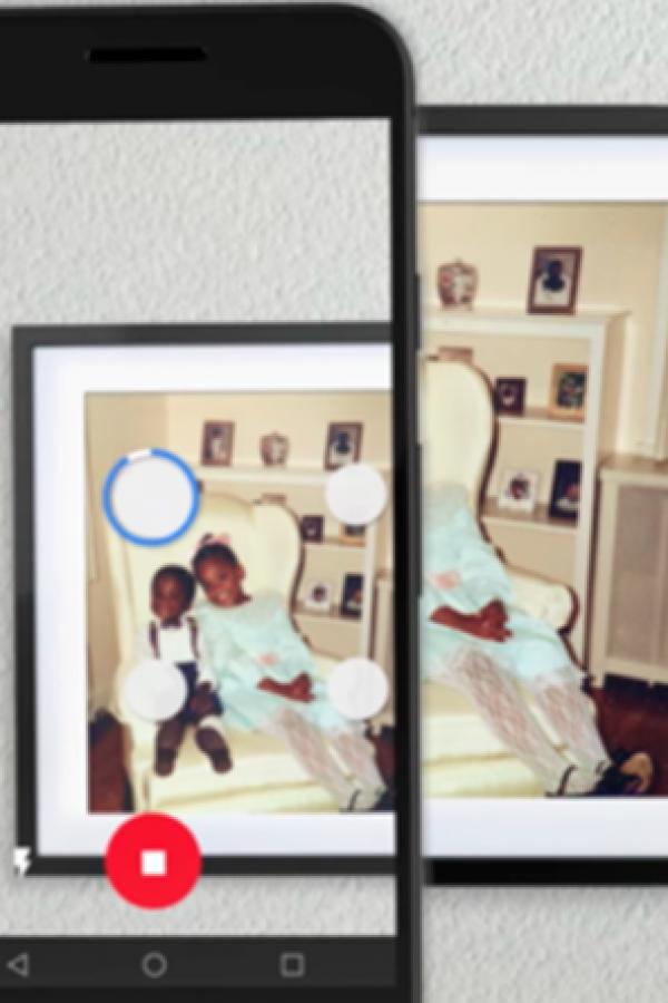 Google Photoscan: la app que revive las fotos viejas