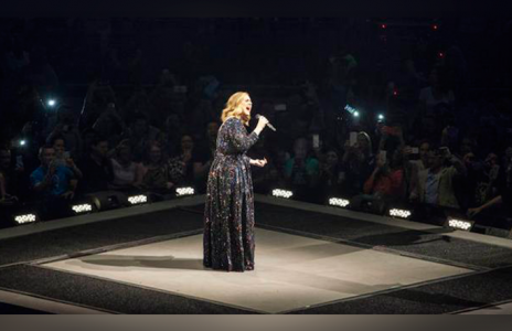 Adele considera no hacer más giras