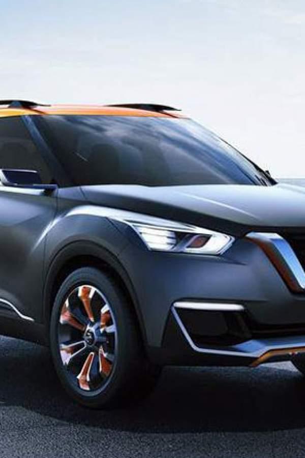 Nissan Kicks el modelo más premiado de la Expomóvil 2017