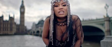 Polémica en torno al nuevo video de Niki Minaj