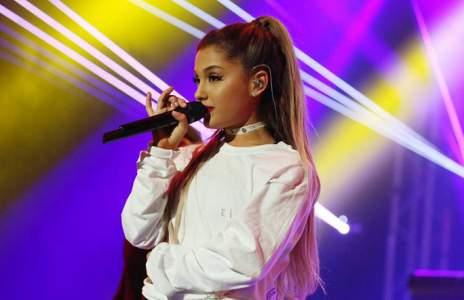 Ariana Grande reconfirma formalmente que su gira mundial sigue en pie
