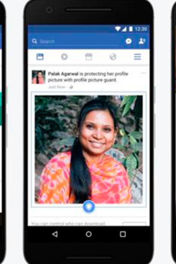 Facebook evitará que roben tu foto de perfil