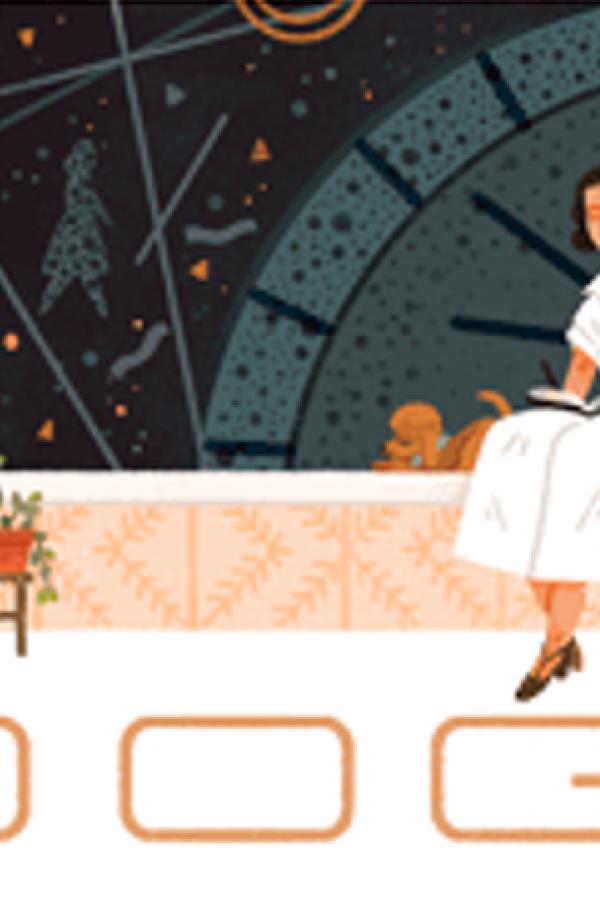 Google homenajea a María Zambrano